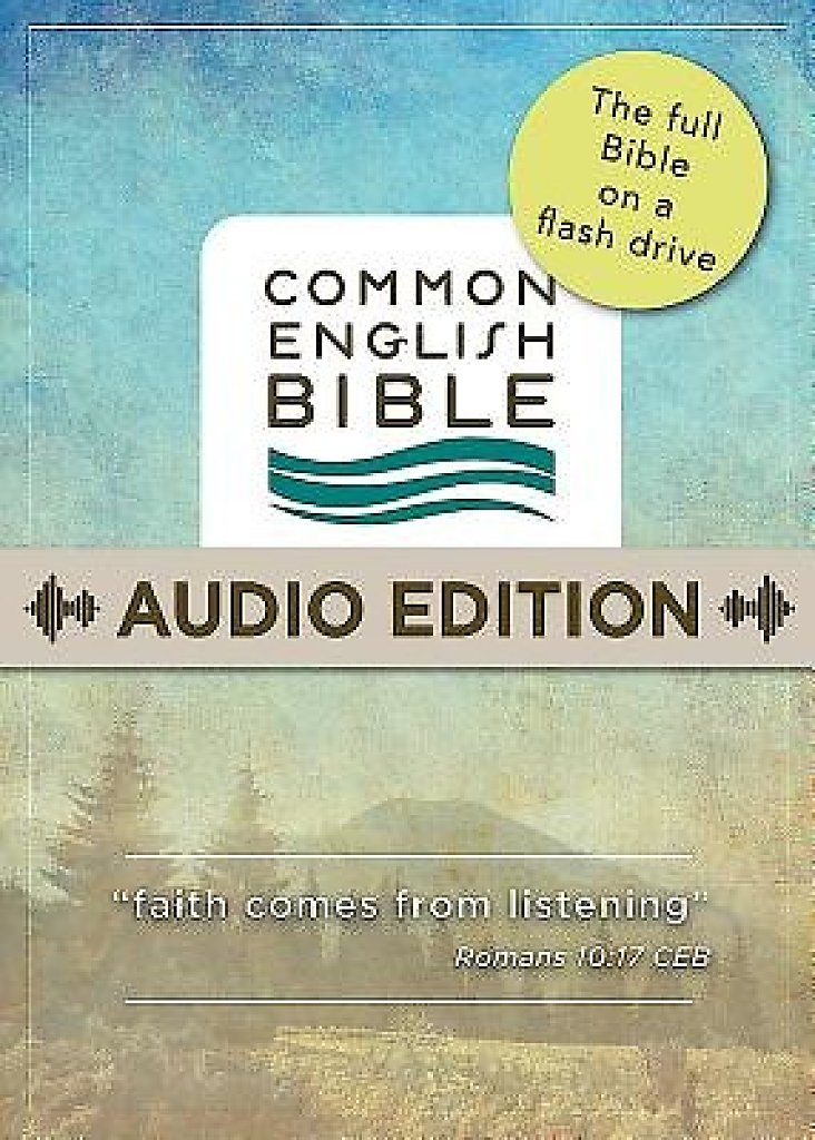 Bibles · Common English Bible