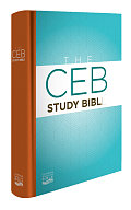 The CEB Study Bible Hardcover